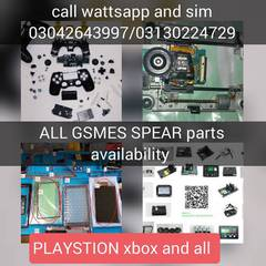 ps2 ps4 problem fat slim ps3 xbox all games spear parts availability 0