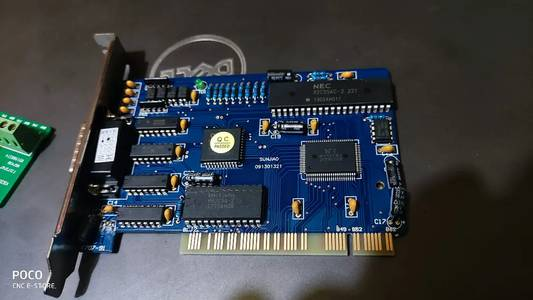 Nc Studio Card with Cable 2