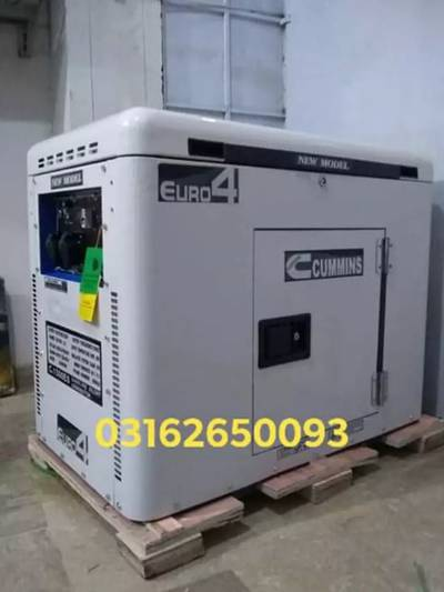 2.5 KW to 50 KW Generator's Auto start systems ats are available 3
