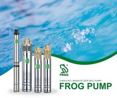Frog Submersible Pump . 75 KW for Home 0