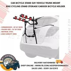 Car Bicycle Stand SUV Vehicle Trunk Mount Storage Carrier cycle Holder 0