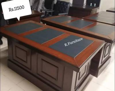 T-5/2.5-ft office table - Contact us for office chairs sofa also 5