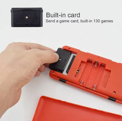 3.0 inch Screen Family Pocket Retro Video Game Console Handheld Game C 4