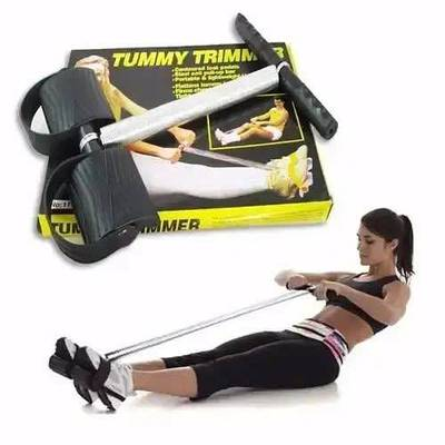 Unisex Double Spring Tummy Trimmer 0