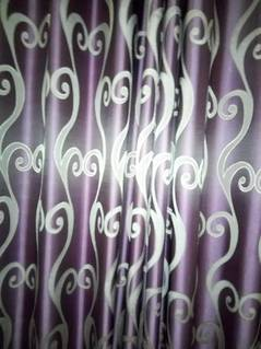 2 sets of curtains 0