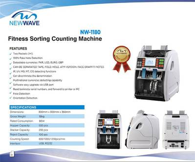 cash counting machine,currency counter,cash sorting machine 2