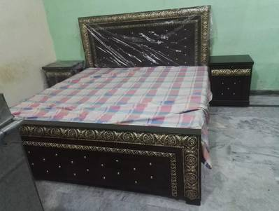 A To Z High Quality Double Beds New 0