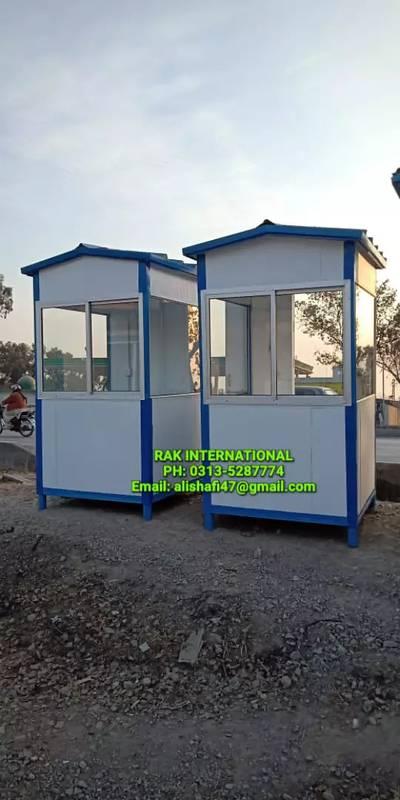 Washroom,toilet,prefab room,container home & office,porta cabin,guard. 7