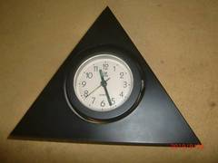 table clock rock style 0