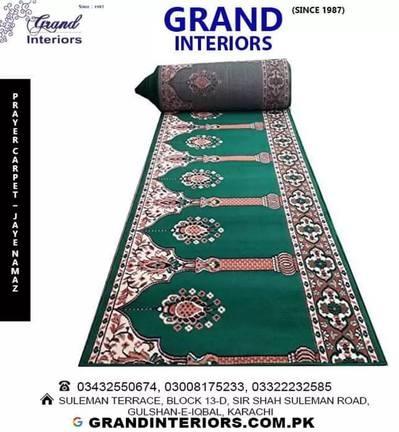 Get carpets in sale by Grand interiors 1