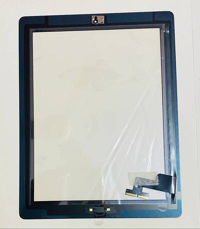 iPad 2 Screen Replacement Assembly, Touch Glass Screen Digitizer Black 2