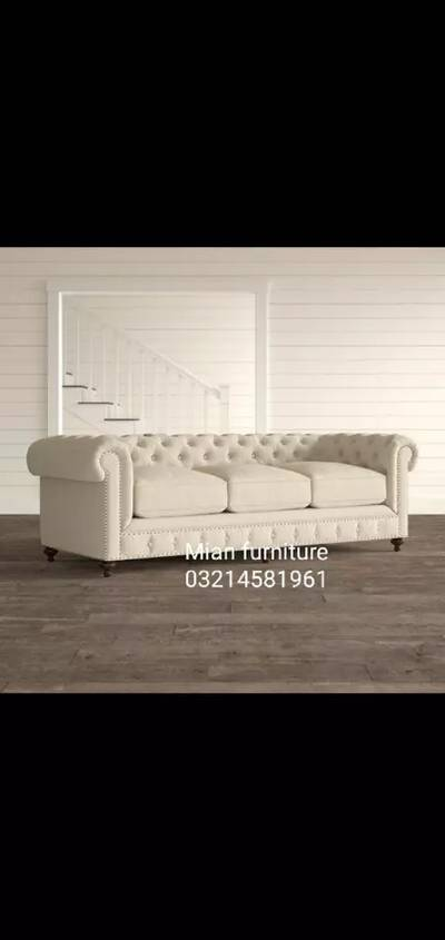 12 Designs of chesterfield Six seater Sofa set 2
