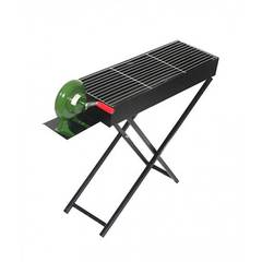 BBQ Grill With Hand Blower Big 0