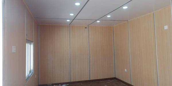 porta cabin office container marketing office with washroom kitchen 6