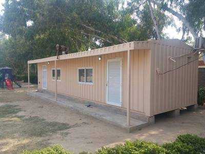 portable container ,tuck shop, mobile washroom 3