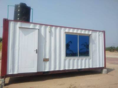 porta cabin /tuck shop /dry container/office container 4