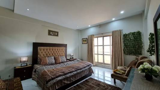 bahria heights 2ext luxury 1bed room appartment available for sale 2