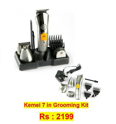 Original Dingling and Kemei Hair and Beard Trimmer & Shaver For Men 5
