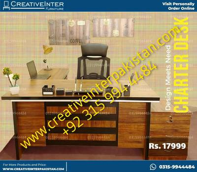 Office Table modernerina sofa bed set chair dining workstation study 2