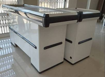 Export Quality Checkout Counter Cash and Carry, Super Store, Mart rack 0