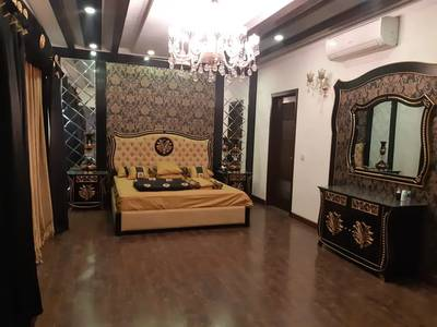 DHA phase 5 One bedroom full furnished basement for rent 0