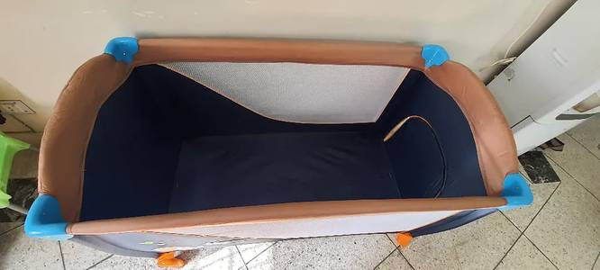 baby cot by hauk imported 10
