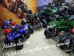 Fuel variety atv quad 4 wheels delivery all Pakistan 0