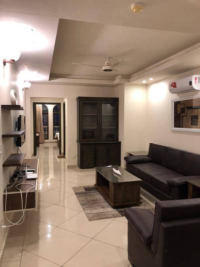One Bedroom Furnished Apartment in The Grande 5