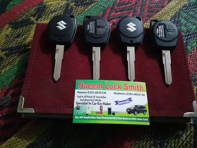 Suzuki calts new alto and wagon r and Swift remote key available 0