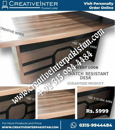 Office table study brandnew sofa bed set chair workstation dining 1
