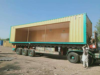 Mobile container/ carawan container for sale 1
