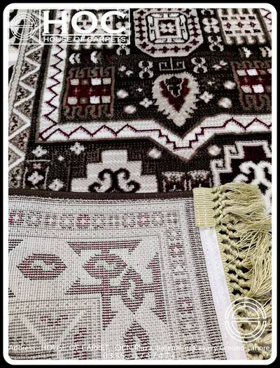 Modern color scheme Rugs, and center pieces 3