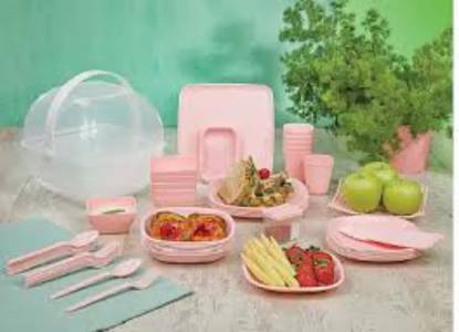 Picnic Set 56 Pieces Special Product for Family Travelling Enjoying. 2