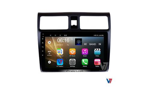 V7  Android player for Suzuki Swift with all latest features 6