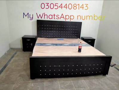 Wooden Beds Sale in Lahore 0