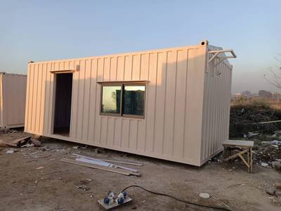 camper container/ porta cabin for sale in isb 5
