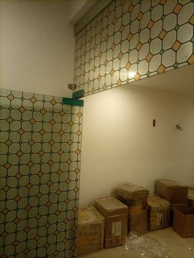 Decorative window glass paper Wall interior defence 5