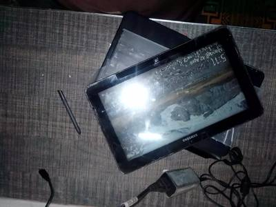 Sumsung Tab + Laptop Only 4 month Used 7