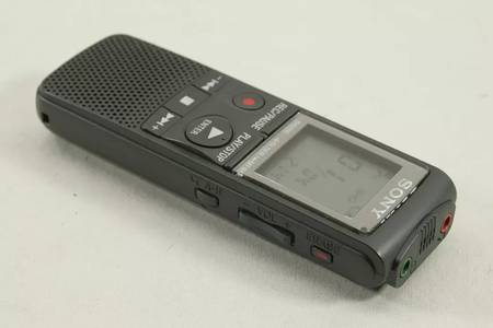 Sony Digital Voice Recorder with Flash 2 GB and MP3 2