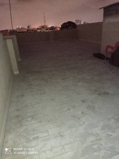 LEASED Corner Portion with ROOF For SALE in PIB Colony Karachi. 13