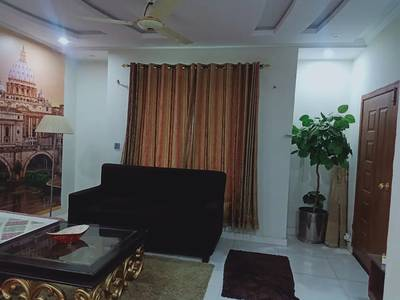 E 11 Beautiful full furnished 2bed upper portion for rent 2