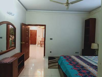 E 11 Beautiful full furnished 2bed upper portion for rent 4