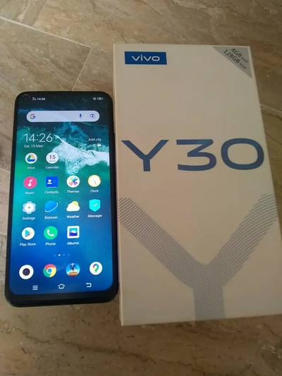Vivo y 30 Storeg 4/128.10/10 candistion h prices final h 2