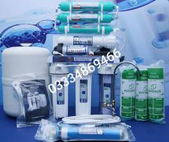 Eurotech Original Taiwan Ro plant-7 Stage Ro Water filter for home 0
