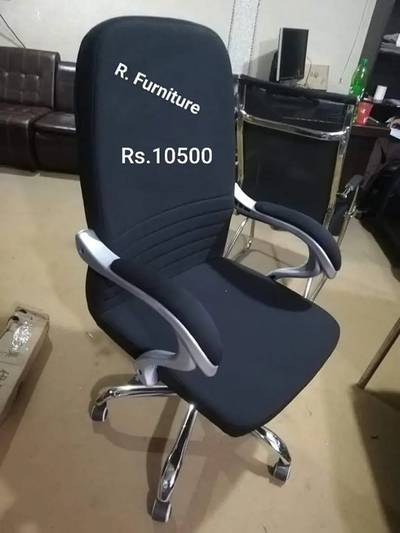 R_016 imported office chair _ Office table and sofa r available also 10