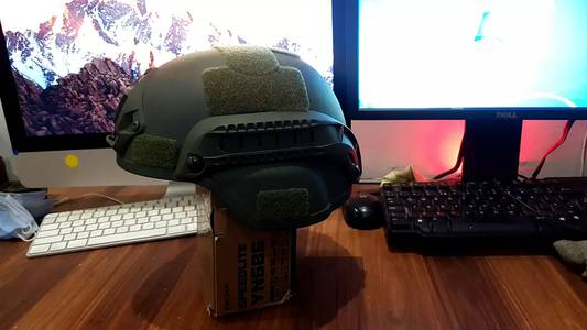 Tactical military army helmet USA for Harley Davidson or army police 4
