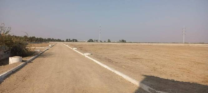 Pir Ahmed Zaman Town Block-II 240 Yards Plot Available for Sale 1