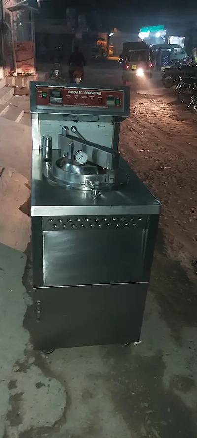 Pizza oven southstar commercial kitchen 5
