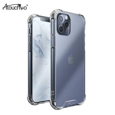 Apple Clear Case 11 Max 12 pro Plus 8 7 Xs X iPhone 6s cover jelly 6 5 4