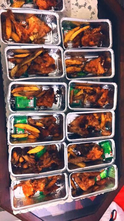 Food for offices and parties in bulk 5